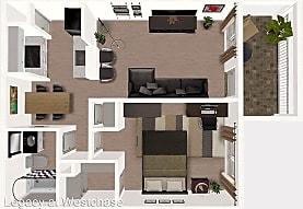 Legacy at Westchase Apartment, Houston, TX
