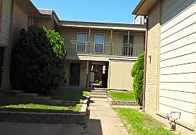 The Cluster Apartments, Denton, TX