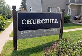 Churchill Apartments, Rapid City, SD