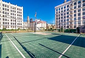 Santee Court, Los Angeles, CA