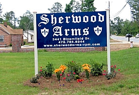 Sherwood Arms, Macon, GA