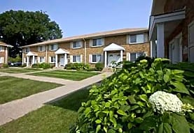 Brentwood Park Townhomes, Hopkins, MN