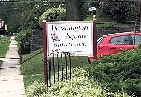 Washington Square, Prospect Park, PA
