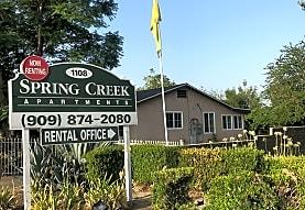 Spring Creek, Rialto, CA