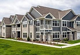 Building -- Drexel Ridge Apartments In Oak Creek, Wisconsin, Drexel Ridge Apartments