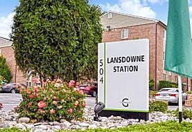 Lansdowne Station Apartments, Lansdowne, PA