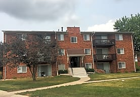 Heritage north apartments, Crown Point, IN