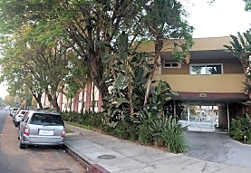 Saticoy Court Apartments, Canoga Park, CA