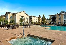 Woodland Commons, Bellevue, WA
