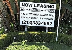Westmoreland Regency Towers, Los Angeles, CA