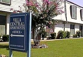 Villa Central Apartments, Hot Springs National Park, AR