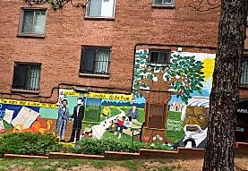 Frederick Douglass Apartments, Washington, DC