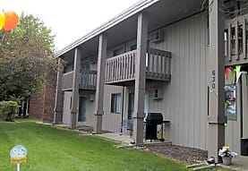 Brentwood Apartments, Bensenville, IL