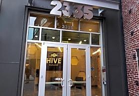 Hive oakland, Oakland, CA