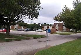 Maple Park Apartments, Vincennes, IN