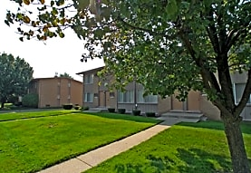 Dearborn West Apartments, Dearborn Heights, MI