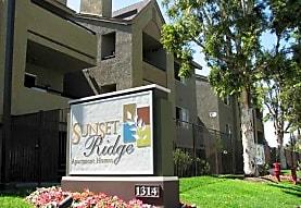 Sunset Ridge, Santa Ana, CA