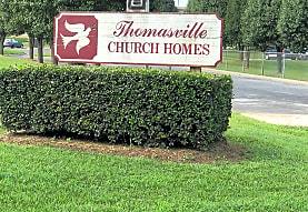 Thomasville Church Homes, Thomasville, NC