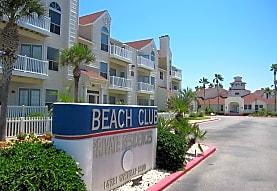 Beach Club Condominiums, Corpus Christi, TX