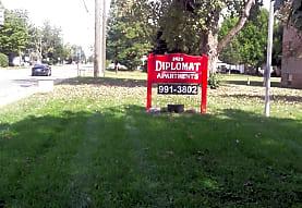Diplomat Apartments, Beech Grove, IN