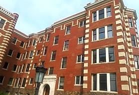 Forest Arms Apartments, Detroit, MI