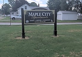 Maple City Apartments, Geneseo, IL