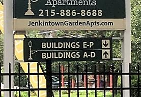 Jenkintown Gardens, Jenkintown, PA
