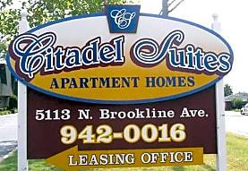Citadel Suites and Apartment Homes, Oklahoma City, OK