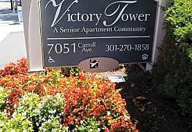 Victory Tower, Takoma Park, MD