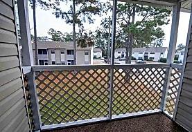 Park West Apartments, Jacksonville, NC
