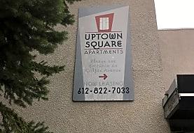 Uptown Square, Minneapolis, MN
