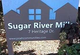 Sugar River Mills, Claremont, NH