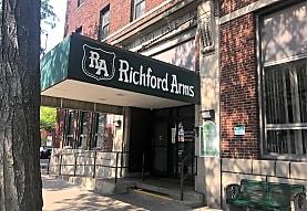RICHFORD ARMS APARTMENTS, Erie, PA