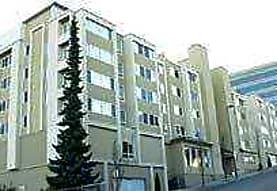 Second Street, Bellevue, WA