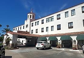 De Anza Hotel Apartments, Calexico, CA