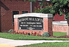 Mebane Mill Lofts, Mebane, NC