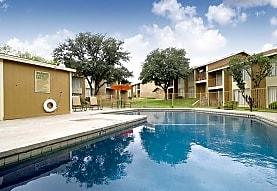 Plaza Square Apartments, San Angelo, TX