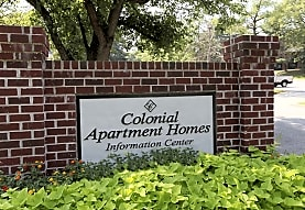 Colonial, Greensboro, NC