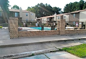 Oak Manor Apartments, Marshall, TX