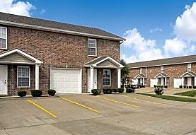 The Centre Apartment Buildings, Clarksville, TN