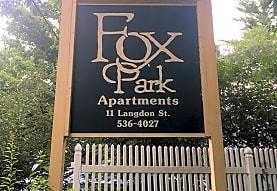 Fox Park Apartments, Plymouth, NH