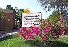 Exterior, Comanche Hills