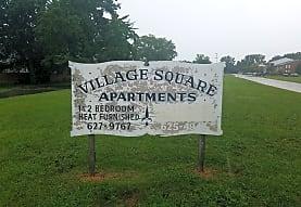 Village Square Apartments, Sandusky, OH