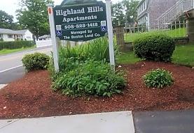 Highland Hills Apartments, Taunton, MA