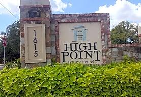 High Point Senior Living, Dallas, TX