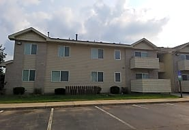 Countryside Apartments, Alma, MI