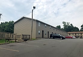 New Brittany Apartments, Jacksonville, AR