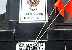 Annason apartments, Milwaukee, WI