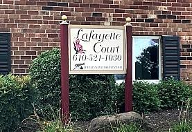 Lafayette Court, Prospect Park, PA