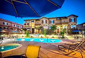 Adora Luxury Townhomes, Roseville, CA